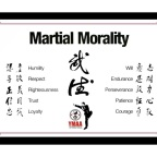 The Central Lesson of The World of Martial Arts: 武德/Wu De – Martial Ethics